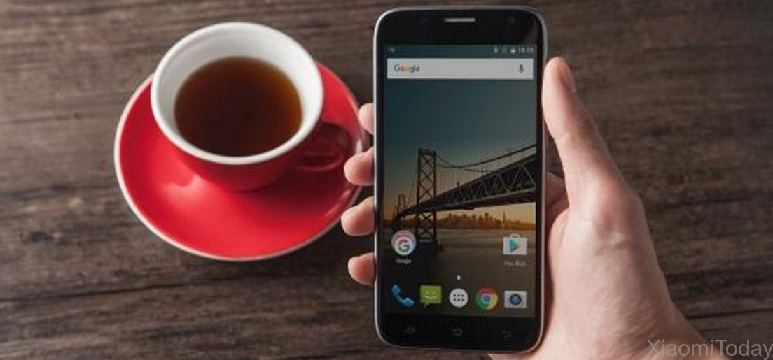 Top Chinese Smartphones-Uhans A101
