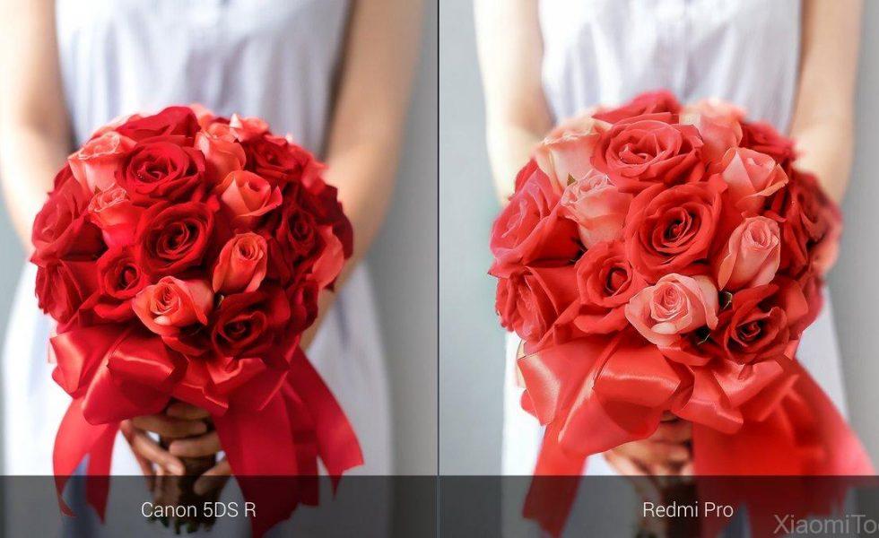 Xiaomi Redmi Pro camera samples