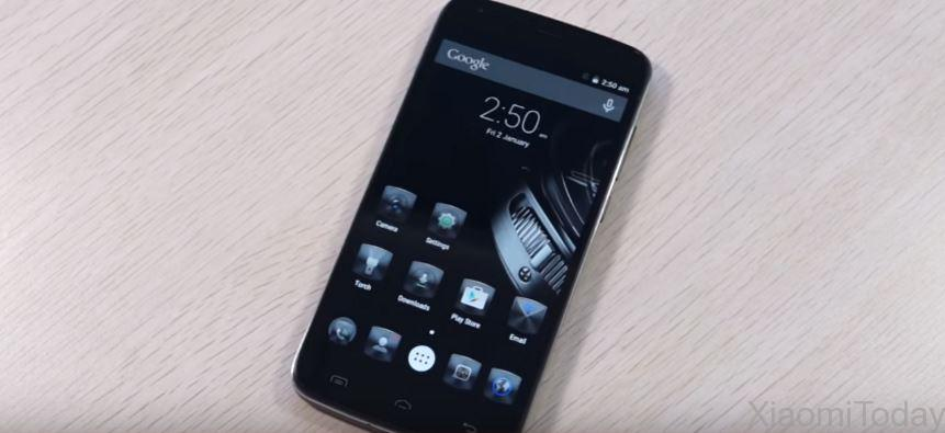 top chinese smartphones-homtom-ht7