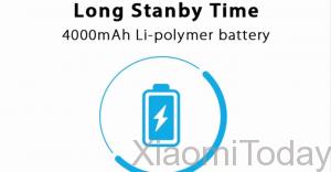 Bossnel X7 3D VR Headset battery