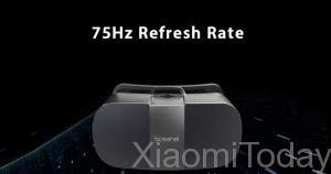 Bossnel X7 3D VR Headset Design