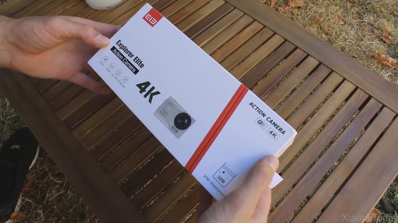 Elephone Elecam Explorer Elite 4k Action Camera Review