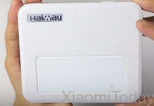 HaiWay H3000 Mini Review-Top View