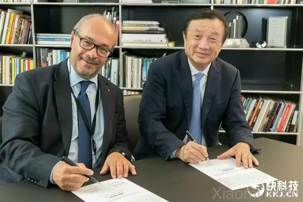 Huawei and Leica partnership