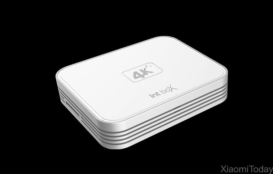 Int Box i7 TV Box Design