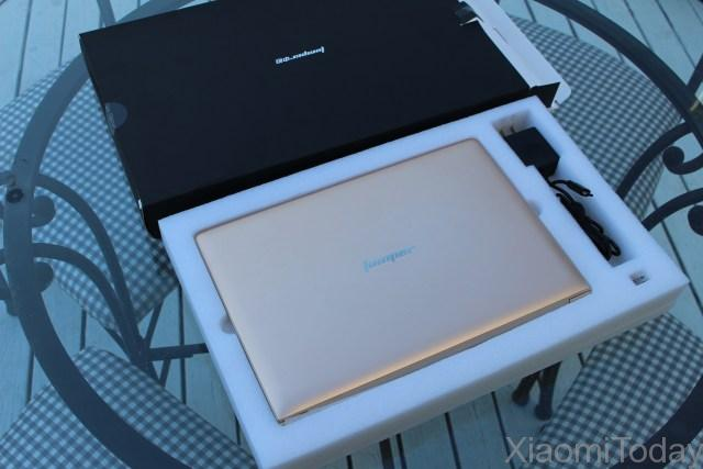 Jumper EZBook Air Packaging