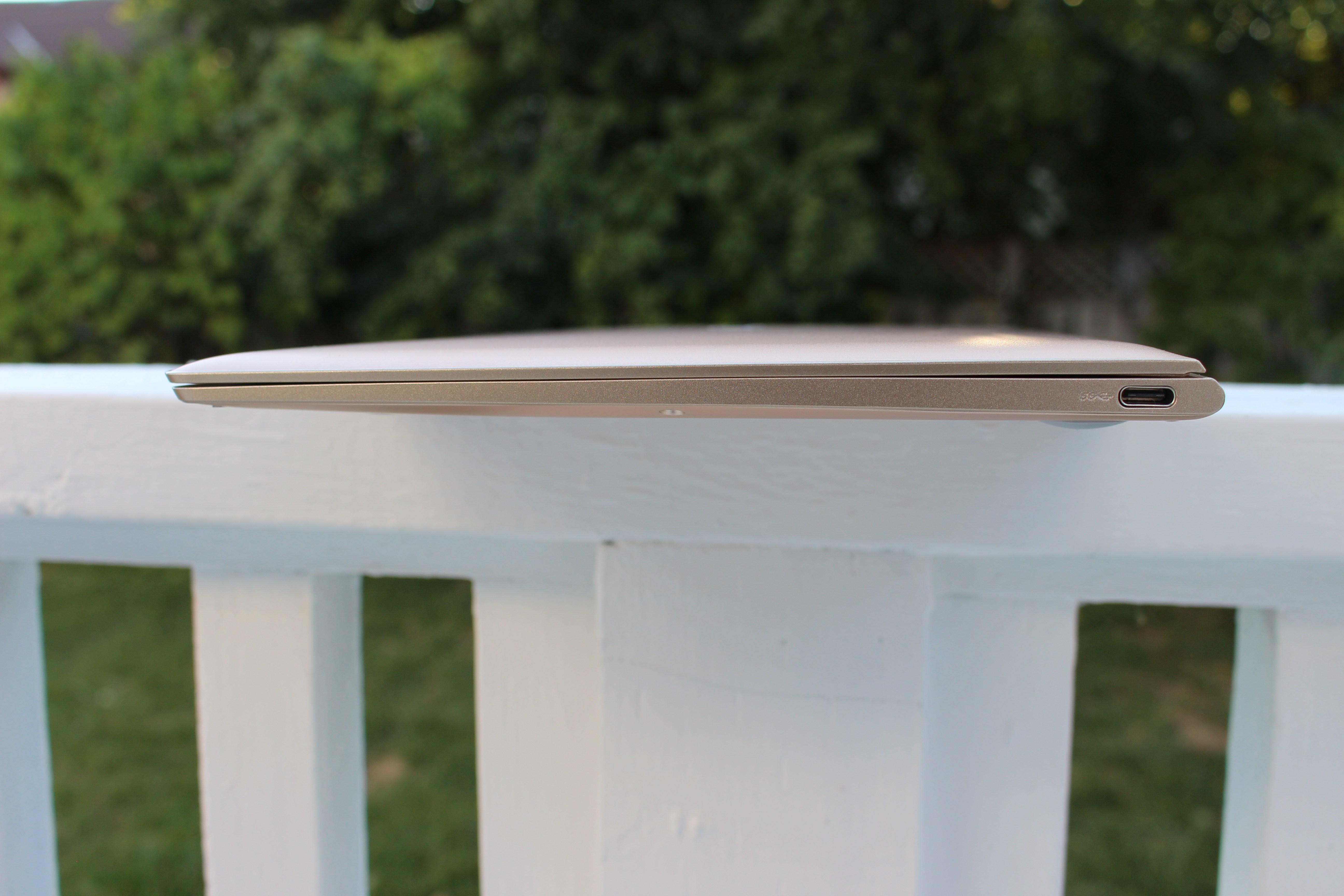 Jumper EZBook Air USB Port