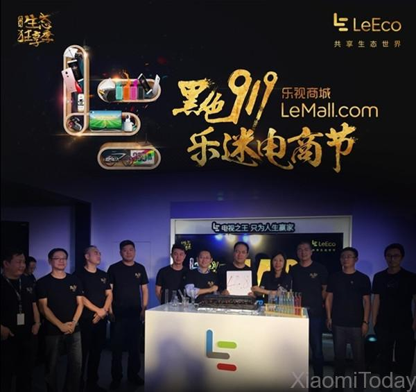 LeEco Epic 919 Superfans Festival