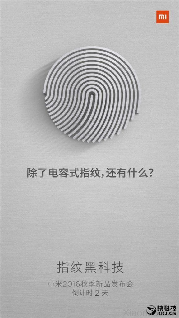 mi 5s fingerprint