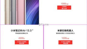 Xiaomi Mi 5S sale