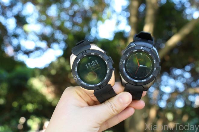 No.1 G6 Smartwatch Specs