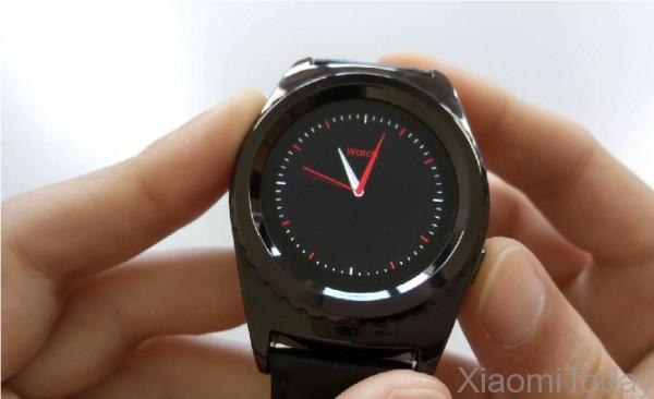 No.1 G6 Smartwatch Display
