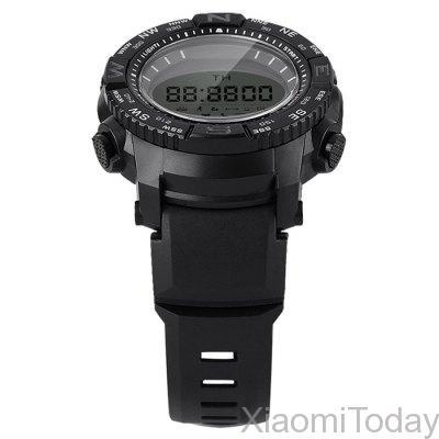ORDRO 1600 Smartwatch Controls