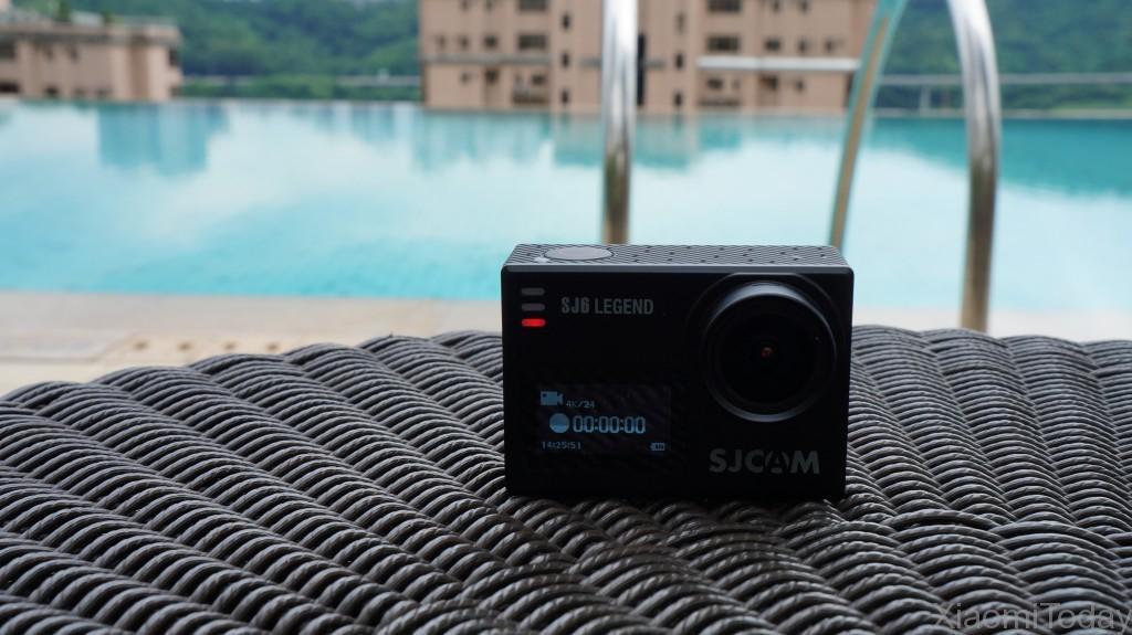 SjCam SJ6 Legend Camera Connectivity