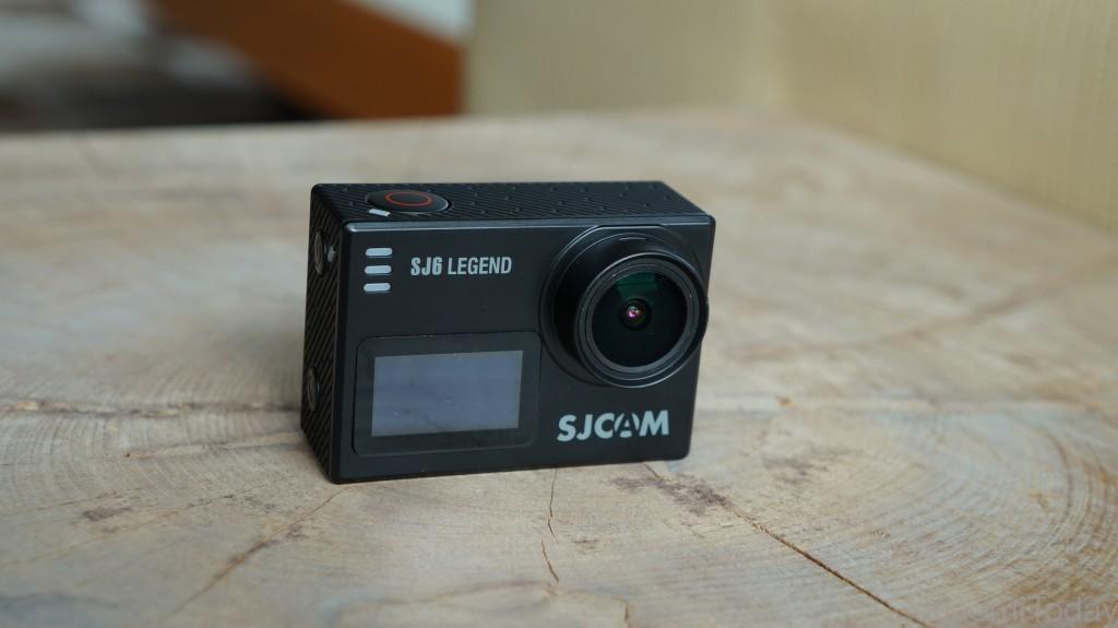 SjCam SJ6 Legend Camera Design