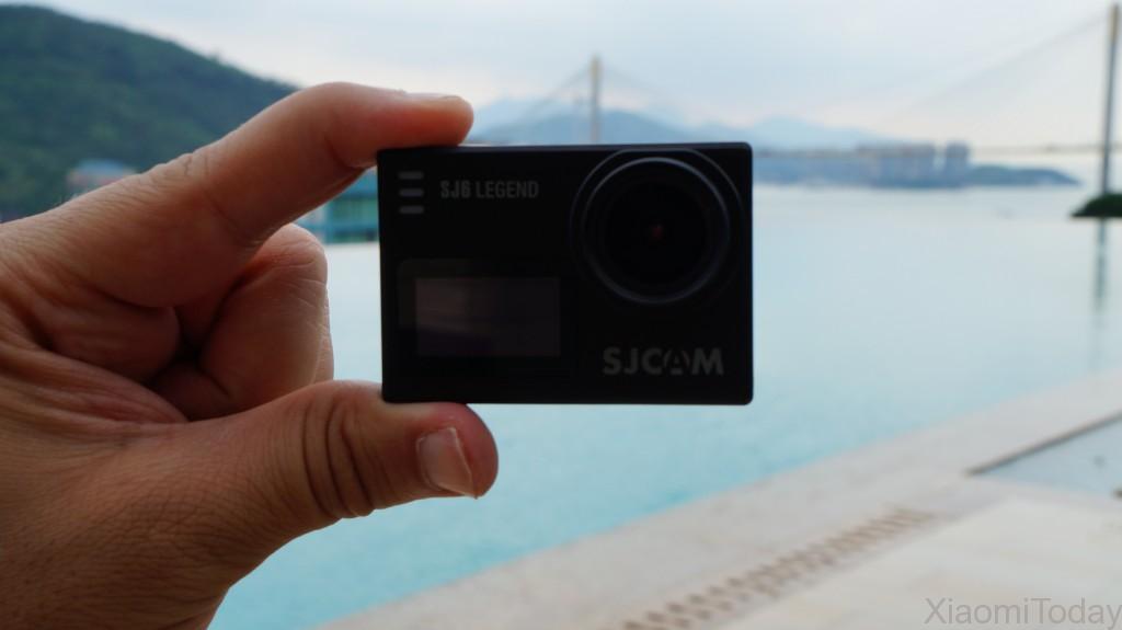 SjCam SJ6 Legend Camera Display