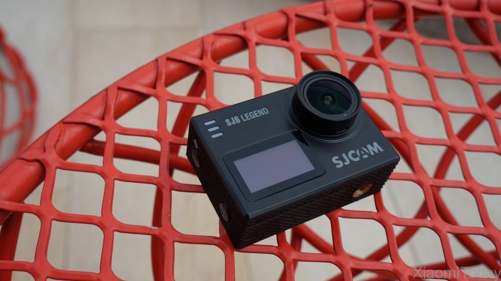SjCam SJ6 Legend Camera Lens