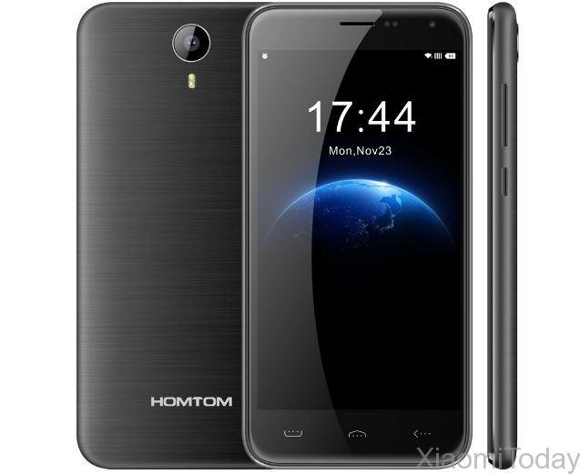 top chinese smartphones-homtom-ht3