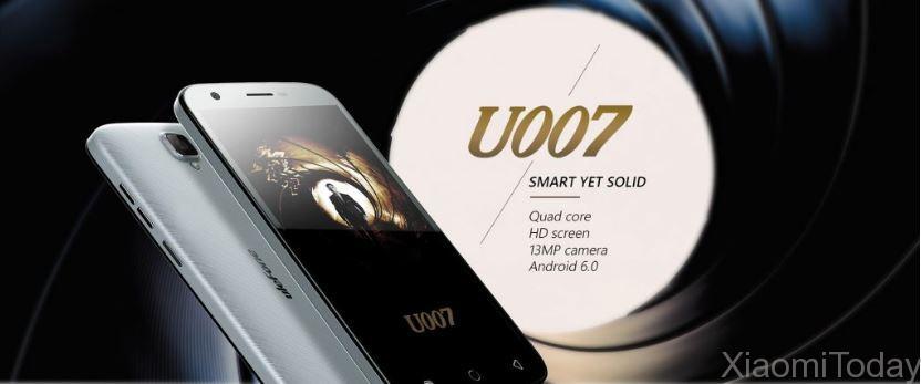 top chinese smartphones-ulefone-u007