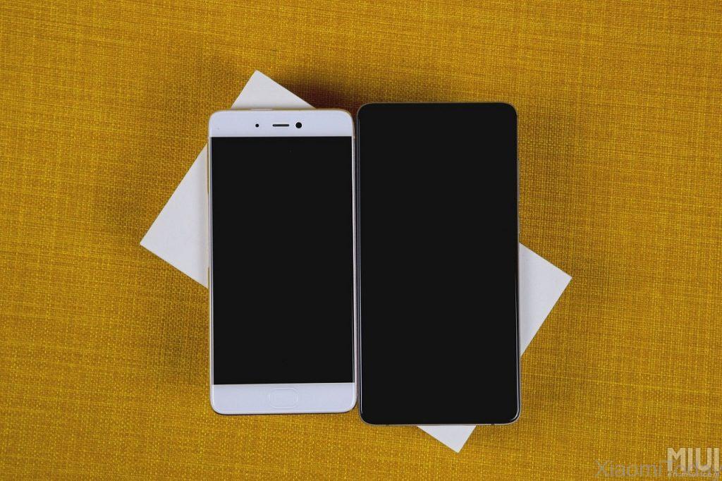 Xiaomi Mi 5s Gold Colour & Mi 5s Plus Grey Colour Hands-on Photos