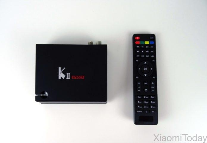 KII Pro TV Box Remote Control