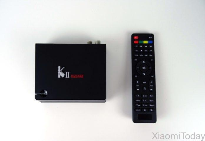 KII Pro TV Box Remote Control
