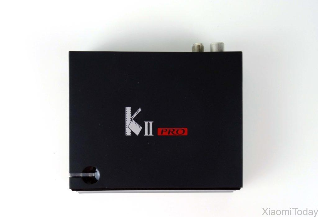 KII Pro TV Box Build