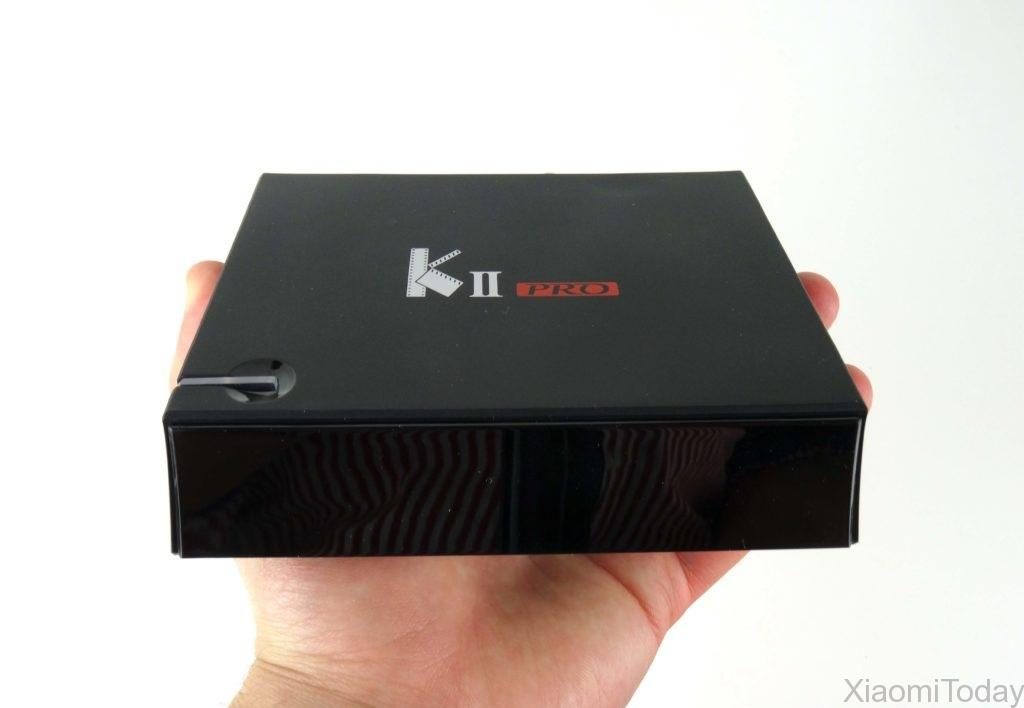 KII Pro TV Box Side View