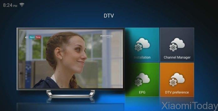 KII Pro TV Box Software Tiles