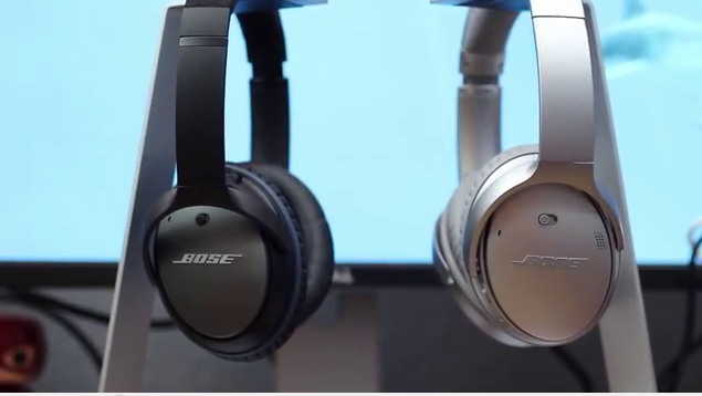 Bose QC35 vs QC25