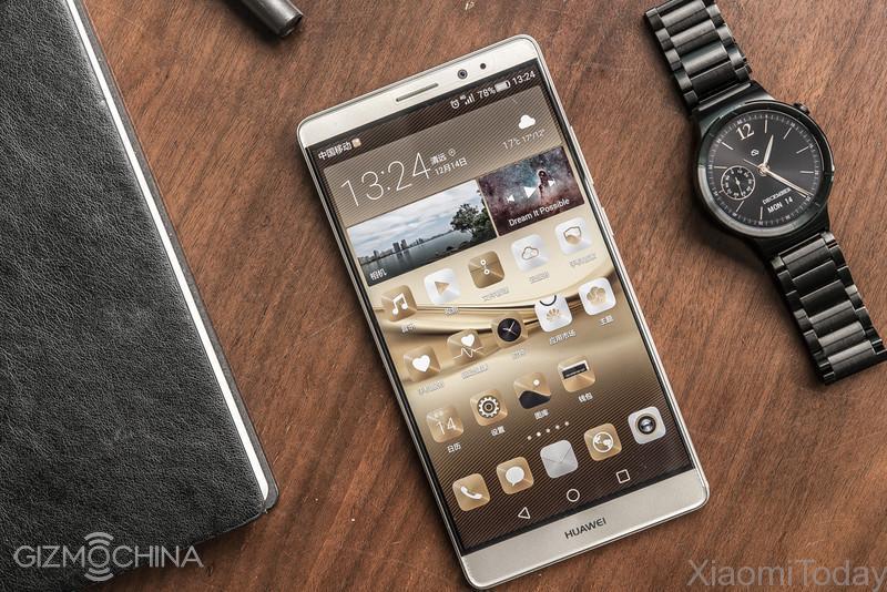 Huawei Mate 9 Specs