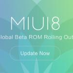 MIUI 8 Global Beta ROM 6.10.20