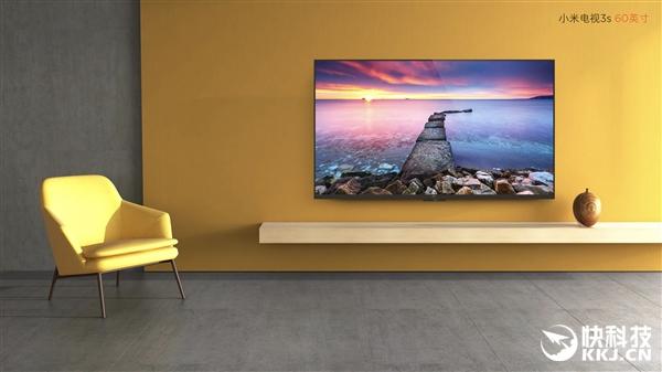 Xiaomi Mi 3S TV 60 inches