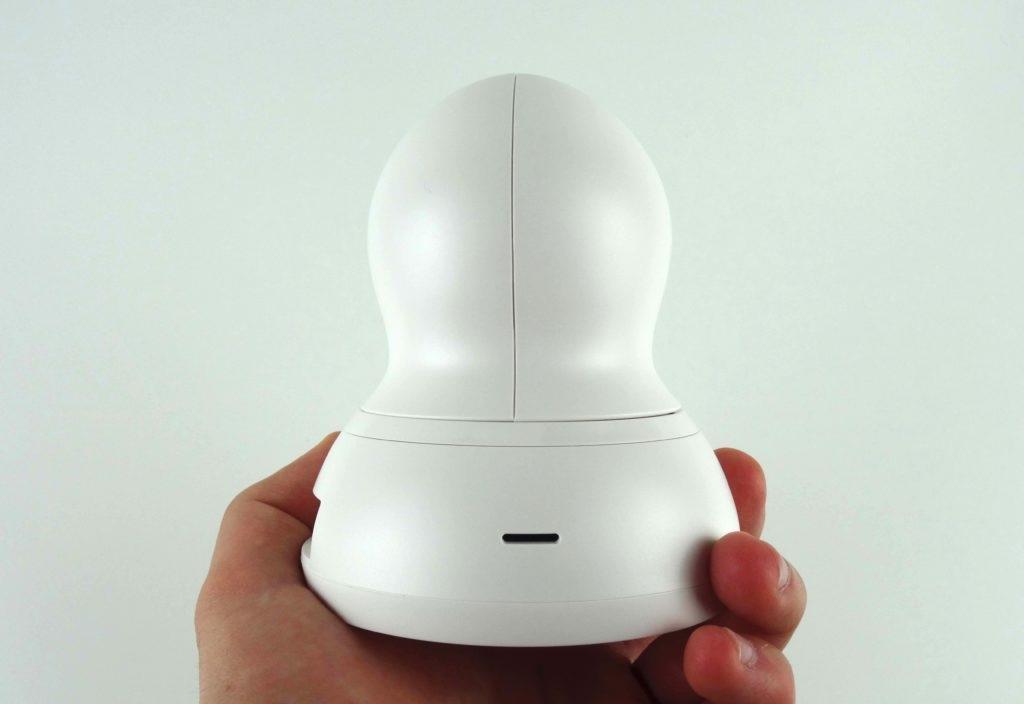 Xiaomi Yi Dome Camera Back Design