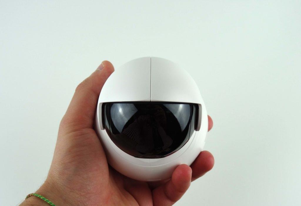 Xiaomi Yi Dome Camera Head Design