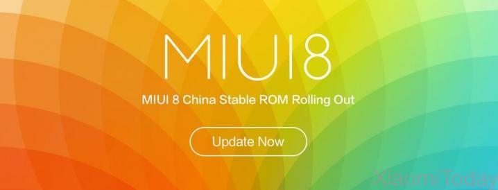 MIUI 8 China Stable ROM V8.0.10.0.MBGCNDI for Mi 5s Plus