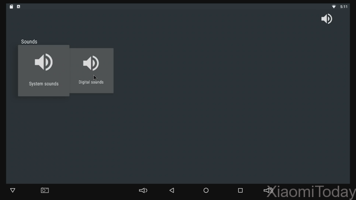 Sunvell T95U Pro TV Box Audio Settings