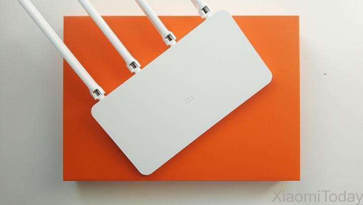 Xiaomi Mi Wi-Fi Router 3C