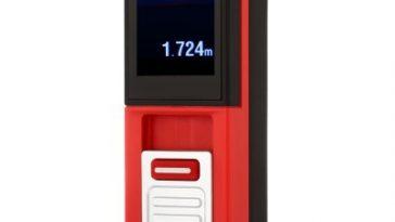 MileSeey D530T Handheld Laser Distance Meters