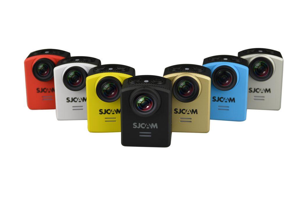 SJCam M20 Colour variants