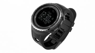 Sunroad FR803 Smartwatch Review - Build