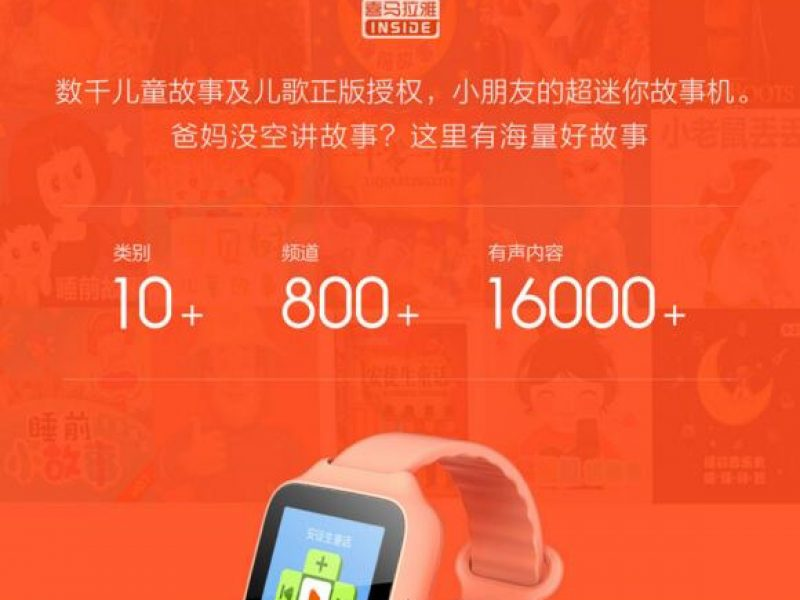 Xiaomi child wristwatch (3)
