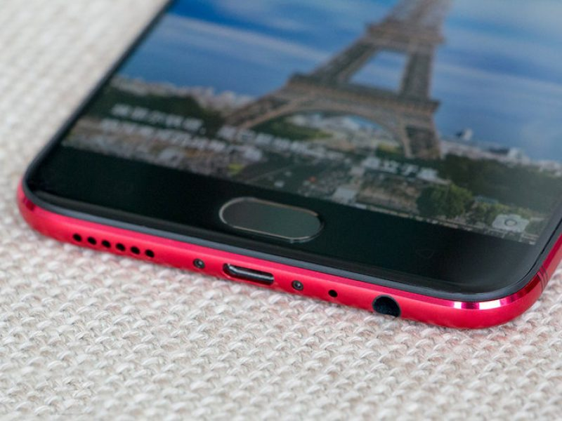 Oppo R9S red 11