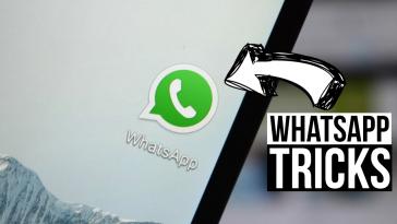 10 Cool Whatsapp Tricks