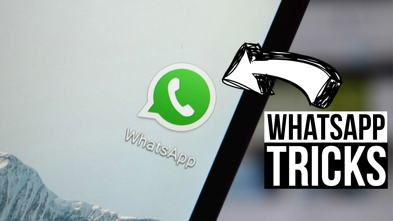 10 Cool Whatsapp Tricks