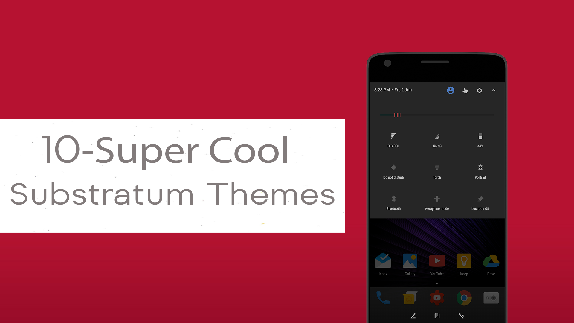 Top 10 Super Cool Substratum Themes You Should Try Right Now (2017