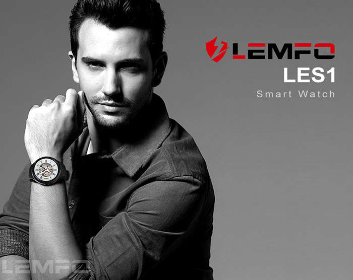 Lemfo LES 1 Smartwatch phone