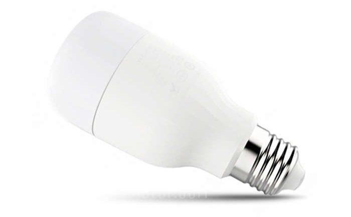 Yeelight E27 Smart LED Bulb