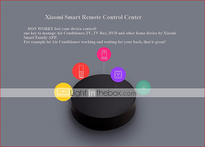 Best Value! Grab the Xiaomi Mi Universal Smart Remote Controller for