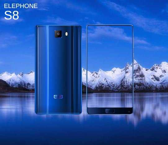 Elephone S8 Video Teaser Released Most Impressive Bezel